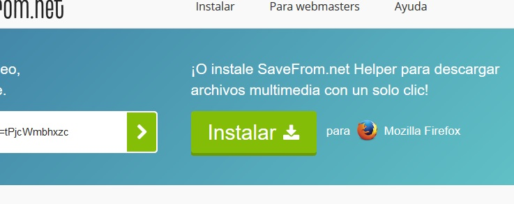 Savefrom net helper opera | Blog